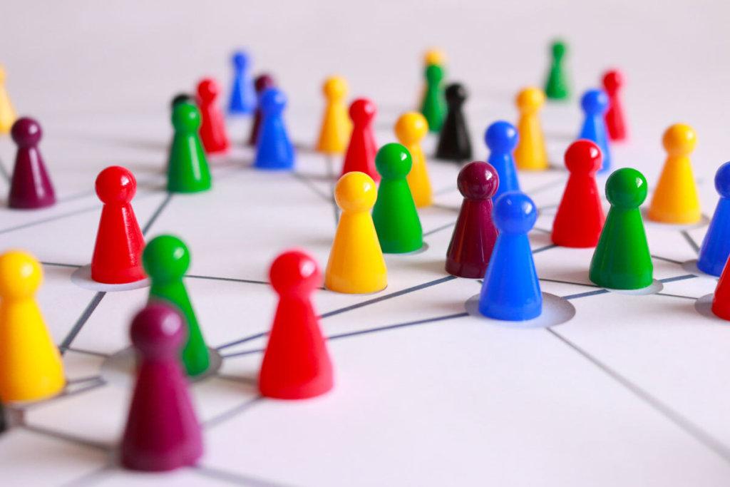 Raison d'être présent sur les réseaux sociaux - Communauté